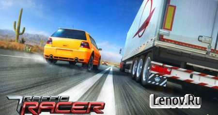 Traffic Racer v 3.2 (Mod Money)