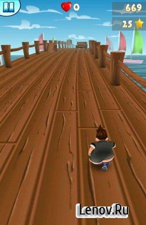 Tombik & Friends Runner 3D v 1.1.2 (Unlimited Money)
