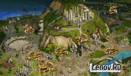 Heroes of Hellas 3. Athens (обновлено v 1.1) (Full)