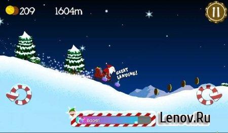Santa's Xmas Dash v 1.23 (Mod Money)