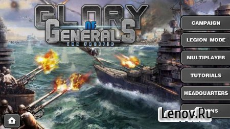 Glory of Generals :Pacific HD v 1.3.8 Мод (много денег)