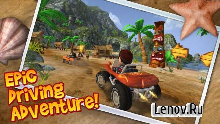 Beach Buggy Blitz v 1.5 Mod (Unlimited Coins)