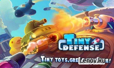 Tiny Defense (обновлено v 1.0.2 Мод) (бесконечное золото)