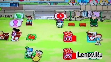 Doraemon Repair Shop Seasons (Мастерская Doraemon) v 1.5.1 Mod (copper braised/bells)