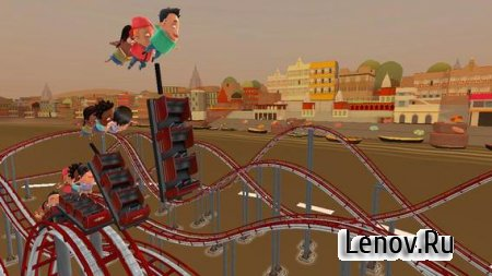 Coaster Crazy Deluxe (Kindle Tablet Edition) v 1.0.0