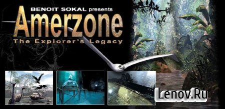Amerzone - The Explorer's Legacy v 1.0.0 (Full)