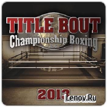 Title Bout Boxing 2013 v 1.0