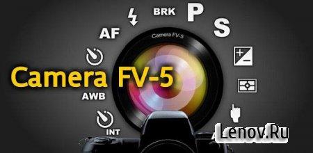Camera FV-5 Pro v 5.1.4 (Mod Lite)