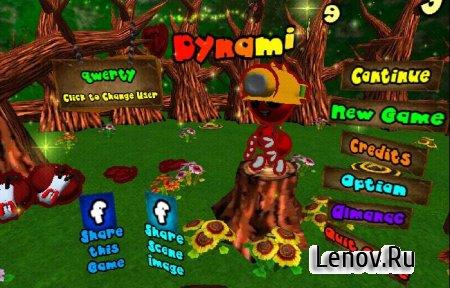 Dynamite Ants v 1.0.1
