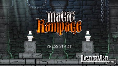 Magic Rampage v 3.9.5 (Mod Money)