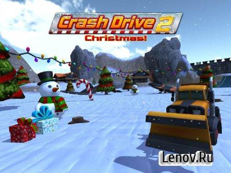 Crash Drive 2 v 3.55 Мод (бесконечные деньги)