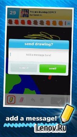 Draw Something v 2.400.078 Мод (полная версия)