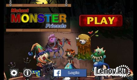 Mutant Monster Friends v 1.0.0 Mod