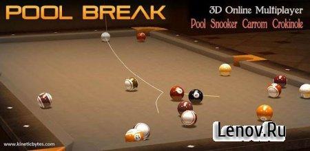 Pool Break Pro - 3D Billiards (обновлено v 2.7.2)
