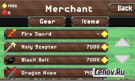 Pixel Kingdom v 1.16 Мод (взломана игровая валюта)
