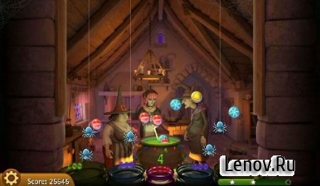 Bubble Witch Saga (обновлено v 3.1.30) Mod