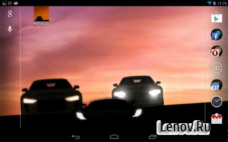 Racing Car -LIVE- Wallpaper v 2.4