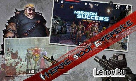 Blood Zombies HD (обновлено v 1.09) Мод (много денег)