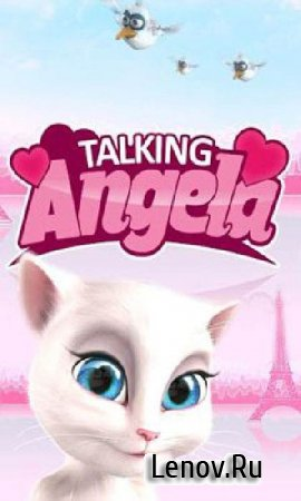 Talking Angela (Говорящая Анджела) v 3.0.1.10 Мод (много денег)