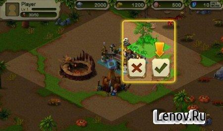 Dinosaur War v 1.4.4 Mod (Free Shopping)