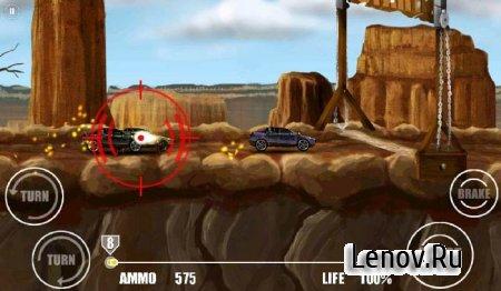 Road Warrior Best Racing Game (обновлено v 1.4.8) Mod (Unlimited Money)