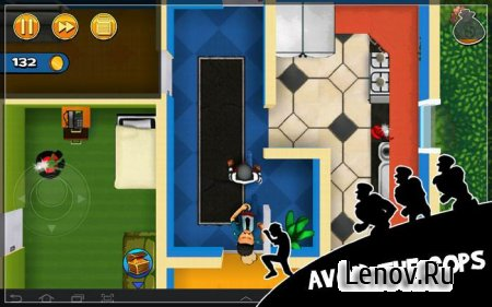 Robbery Bob v 1.18.28 Mod (Unlimited Money/Unlocked)