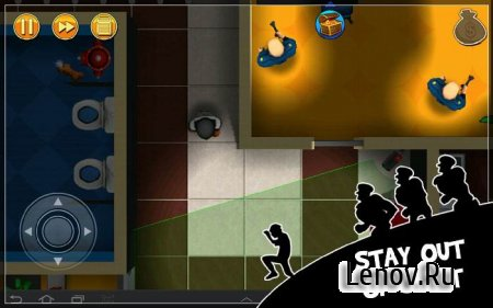 Robbery Bob v 1.18.14 Mod (Unlimited Money/Unlocked)