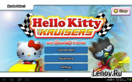 Hello Kitty® Kruisers v 1.3 Mod (Unlimited Gold)