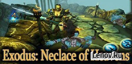 Exodus: Necklace of Heavens v 1.4 Mod (много денег)