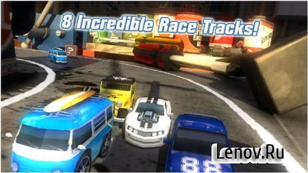 Table Top Racing Premium v 1.0.45 (Mod Money)