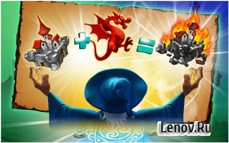 Doodle Kingdom HD v 2.3.33 Мод (Unlimited Gems)