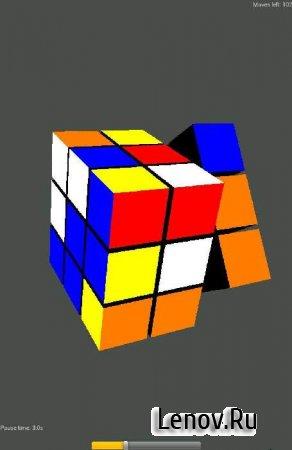 Rubiks Cube Solver v 1.2