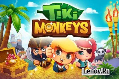 Tiki Monkeys (обновлено v 1.5.0) Mod (Unlimited Gold/Gems)