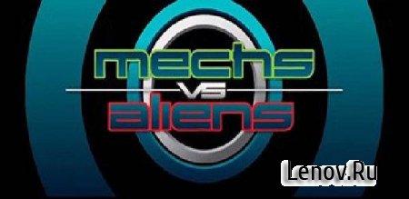 Mechs vs Aliens v 1.0.4 Mod (Unlimited Gold)