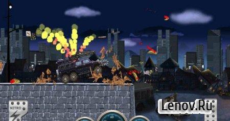 Monster Dash Hill Racer (обновлено v 2.0) Мод (много денег)