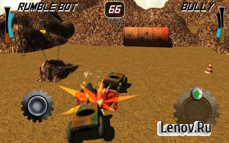 Rumble Bots v 1.3.6 (Mod Money)