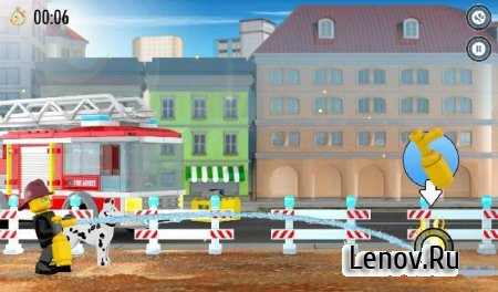 LEGO® City Fire Hose Frenzy v 1.0.0