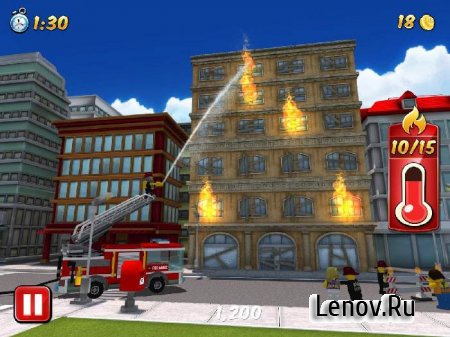 LEGO® City My City (обновлено v 1.7.0.12199) (Mod Money)