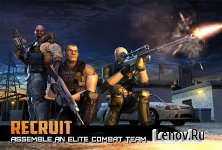 Rivals at War: Firefight v 1.4 Мод (много денег)