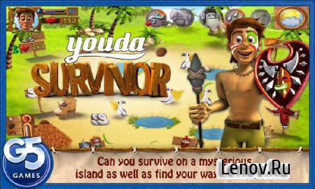 Youda На краю света (Youda Survivor) v 1.2 (Full)