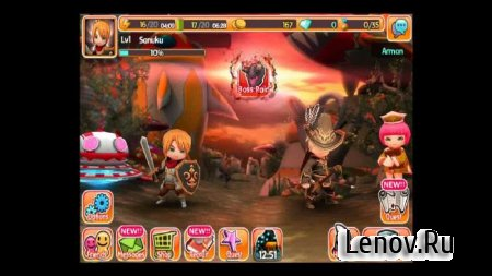 Hello Hero™ v 3.0.2 Online Mod (Unlimited Health All Party Members)