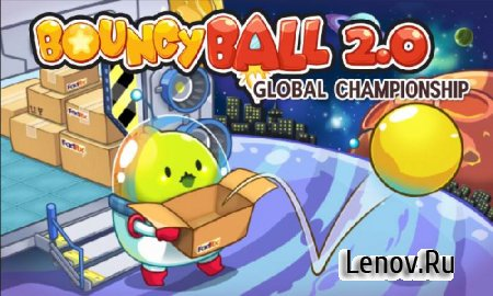 Bouncy Ball 2.0 Championship (обновлено v 4.1.7) Mod (Unlocked)