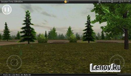 Carp Fishing Simulator v 2.1.4 Мод (много денег)