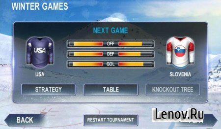Patrick Kane's Winter Games (обновлено v 1.2.0) (Full)