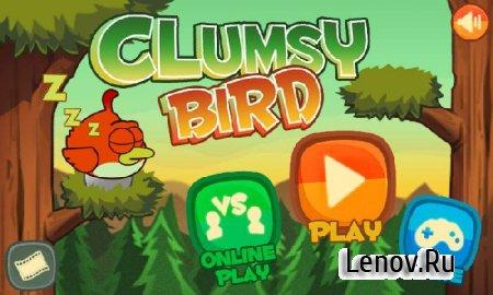 Clumsy Bird (обновлено v 1.6) Мод (много кристалликов)