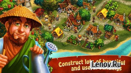 Туземцы и Замки (The Tribez & Castlez) v 6.5.2 (Mod Money)