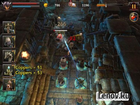 Dungeon Crisis (обновлено v 1.12) Mod (Unlimited Copper/Gems/Exp)