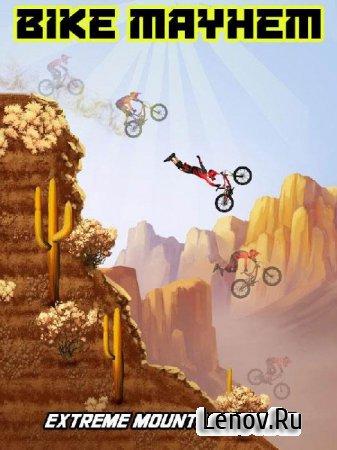 Bike Mayhem Mountain Racing (обновлено v 1.5 Build 153) Мод (Items Unlocked)