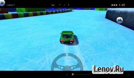 Ice Rally Academy v 1.2 Mod (Unlimited Gold/Coins/Unlocked)