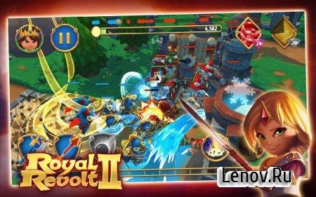 Royal Revolt 2 v 6.4.0 (Mod Mana)